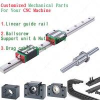 Tùy chỉnh Các Bộ Phận Cơ Khí cho Máy CNC