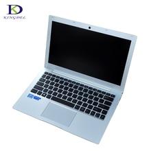 Metal case Ultra thin font b notebook b font 13 3 intel i5 7200U Dual core