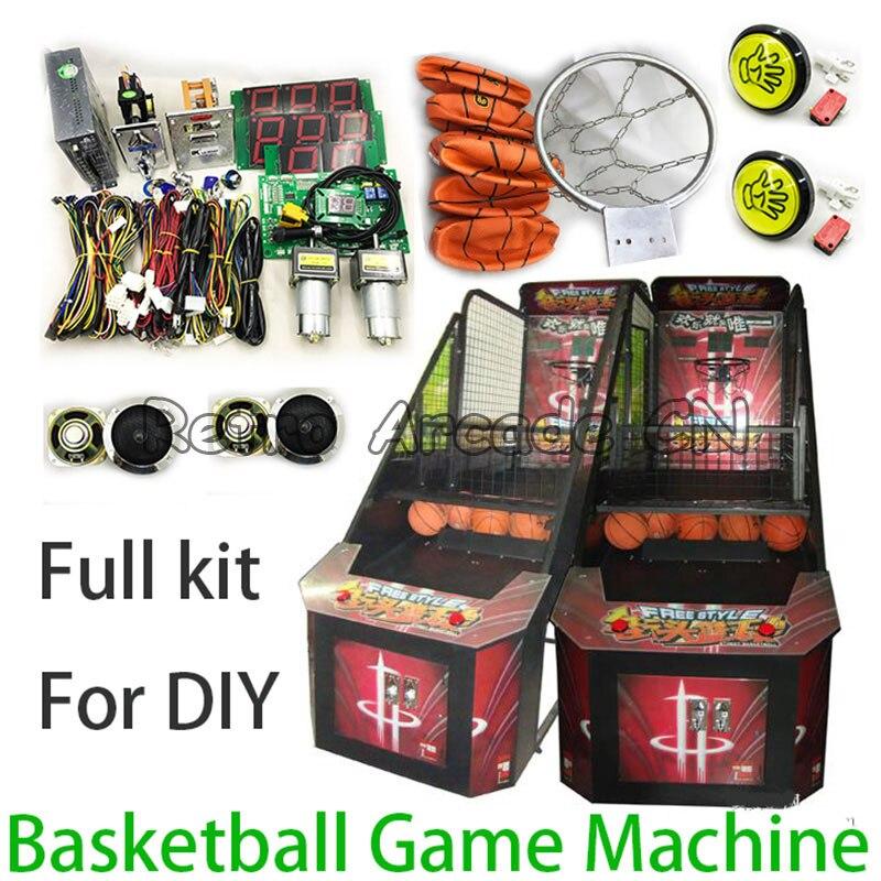 купить баскетбольный игровой автомат