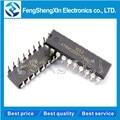 5 шт./лот AT89C2051-24PU DIP-20 8-битный микроконтроллер