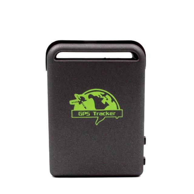 MINI GPS/TK102 GPS Tracker For Kids Child Elderly Vehicle Pet Bike personal  Real Time GSM/GPRS/GPS 4 Band TF Card Slot Dog