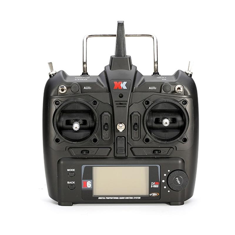 XK X6 Transmitter Spare Parts for K120 K100 K110 K123 K124 X350 RC Quadcopter