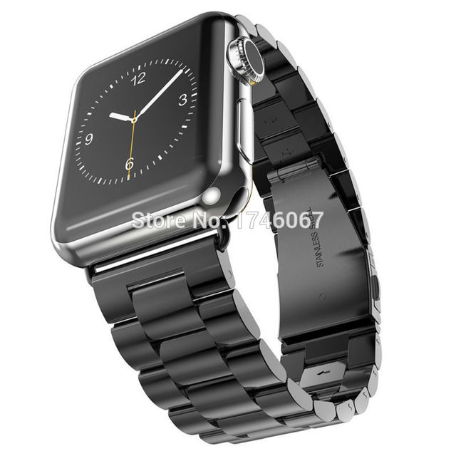 best loved 0a061 e9d9e US $32.46  For Apple WATCH SPORT 42mm Space Gray Aluminum Case with Black  Sport Band NEW-in Smart Watches from Consumer Electronics on Aliexpress.com  ...