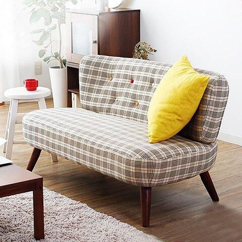 Scandinavo mobili divano di piccole e medie dimensioni singola ...