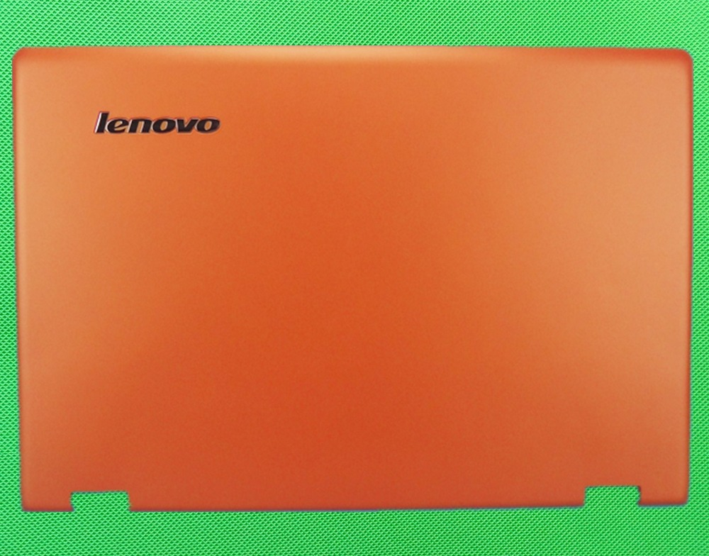 New Original r Lenovo Ideapad Yoga 3 14 LCD Rear Lid Back Cover Screen Top Lid AP0YC000130 orange new original lenovo yoga 3 11 lcd back cover rear lid white or orange