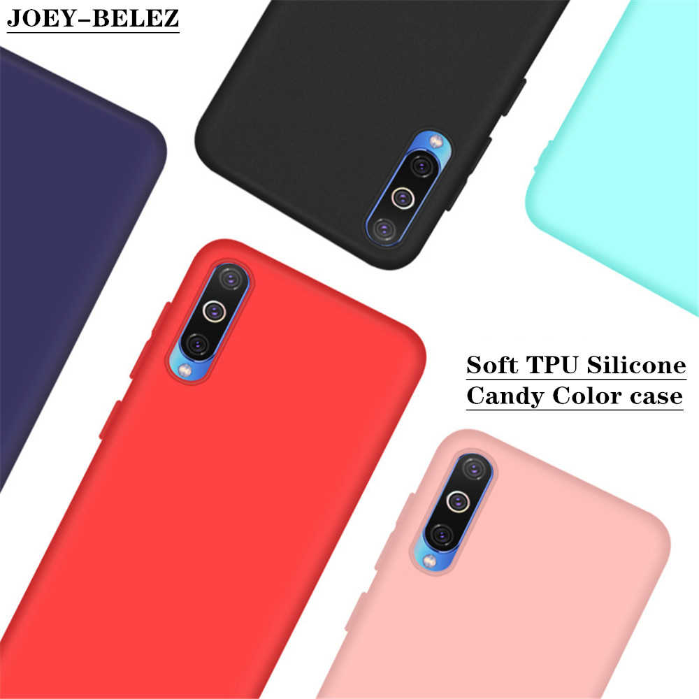 Soft Silicon Case for Samsung Galaxy A50 A30 A10 M10 M20 M30 S8 S9 S10 Plus J4 J6 J8 A8 A6 A9 A7 2018 J3 J5 J7 A5 2017 TPU Cover