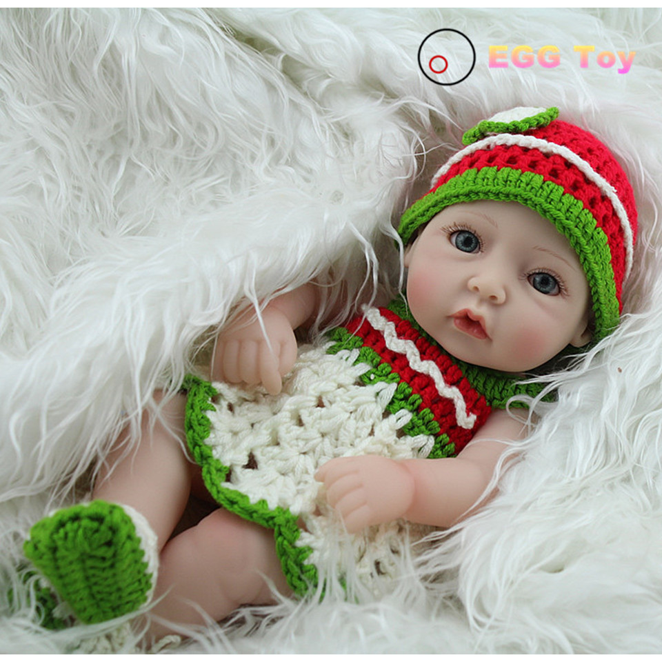 Full body silicone baby for sale 2015 - Aliexpress Com Buy 28 Cm Silicon Baby Full Body Full Silicone Reborns For Sale Lifelike Baby Doll Play House Toys Realistic Gift Girls Doll Reborn From