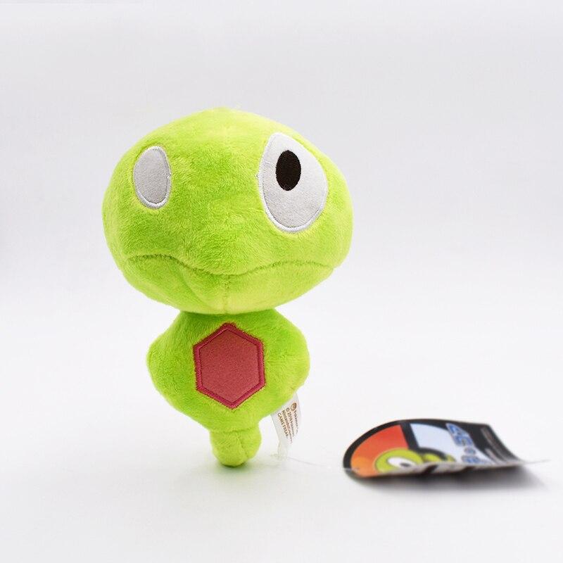 Бесплатная доставка 17 см Zygarde Core 7 милый Amime мультфильм Мягкие best дети подарки плюшевые игрушки D