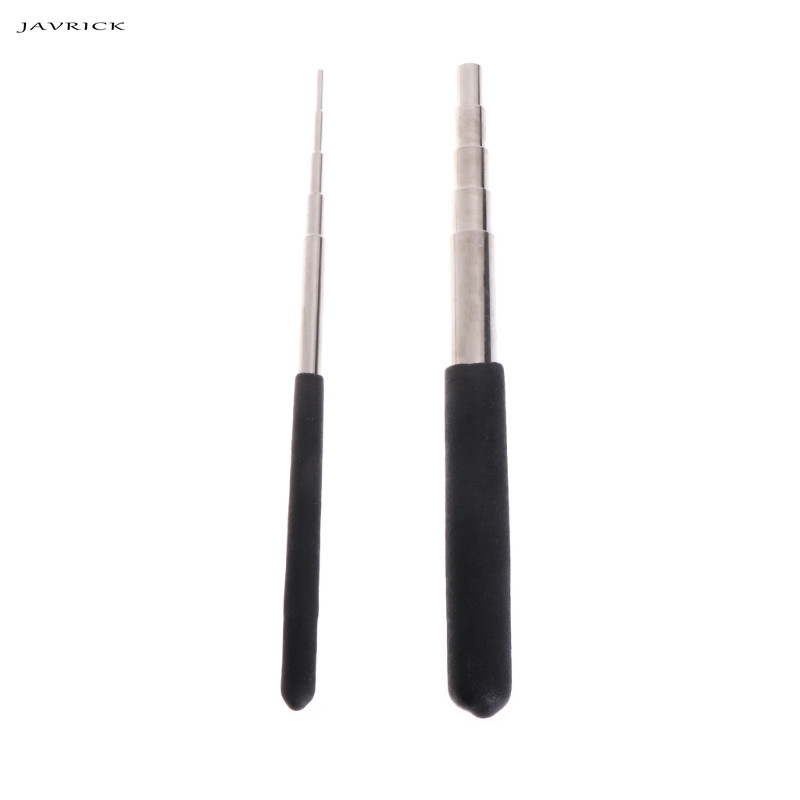 Jewelry Mandrel Stick Stainless Steel Measuring Size Wrapping Wire Making Tools Jewelry Tools Accessories
