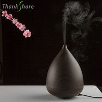 Essential Oil Aroma Diffuser Ultrasonic Humidifier Aroma LED Light Auto Stop Air Purifier Mist Maker Aromatherapy