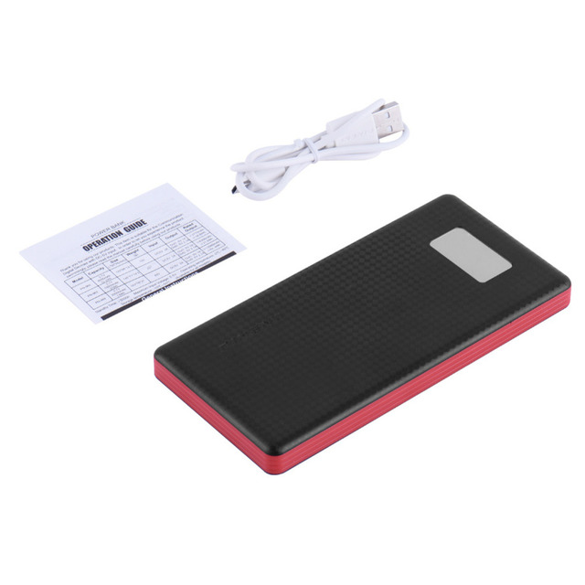 Оригинал Pineng Внешняя Батарея 10000 мАч Портативный Аккумулятор Мобильный Банк силы USB Портативное Зарядное Устройство Литий-Полимерный со СВЕТОДИОДНЫМ Индикатором