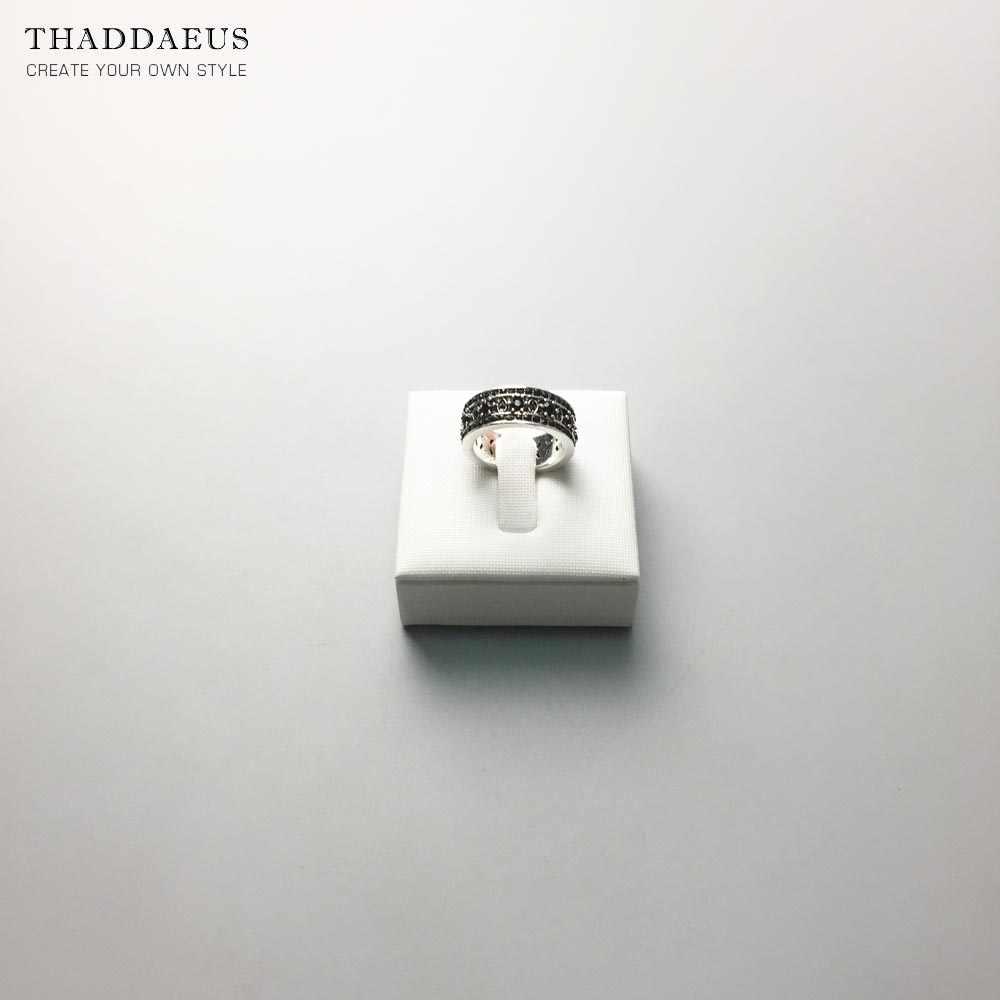 Seductively แหวน Thomas สไตล์ Soul เครื่องประดับดีเครื่องประดับสำหรับผู้หญิง, 2017 Ts ของขวัญ 925 เงินสเตอร์ลิง, Super Deals