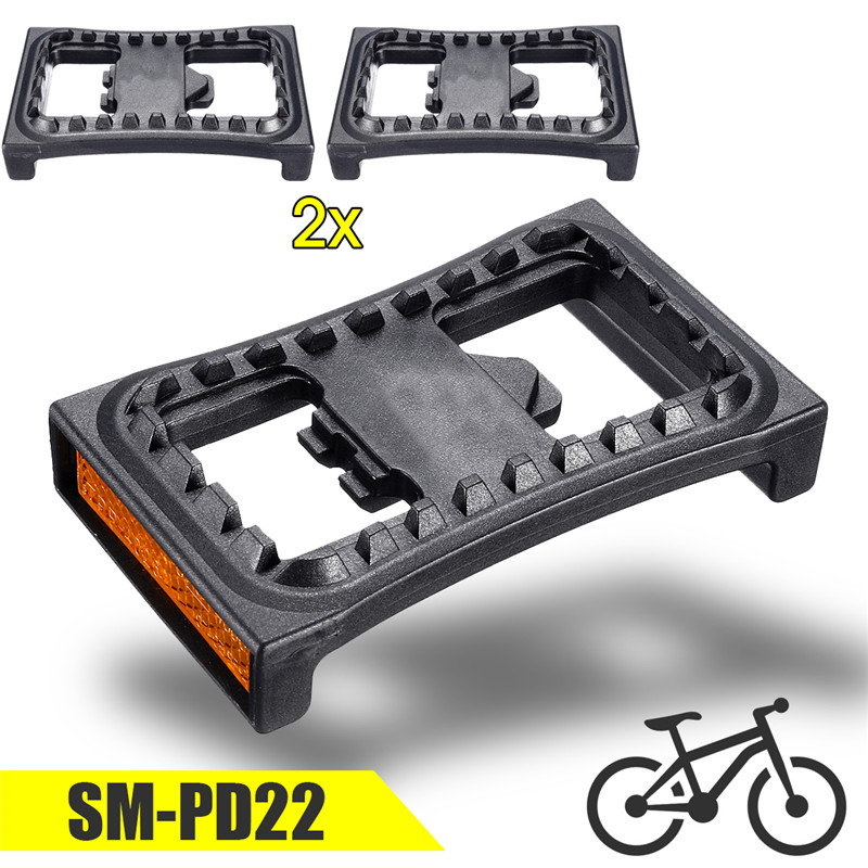 a2f2a7744e3 Mountain Road Bicycle Pedal Cleat SM-PD22 SPD Flat Pedal For M520 M540 M780  M980 Clipless Pedals for Shimano Bike Pedals