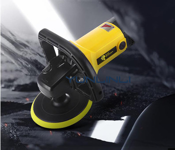 Tragbare Auto Polierer Scratch Reparatur Werkzeug Pflege Werkzeug Polieren Maschine Sander 220 V Elektrische Boden Polierer MGN-P1