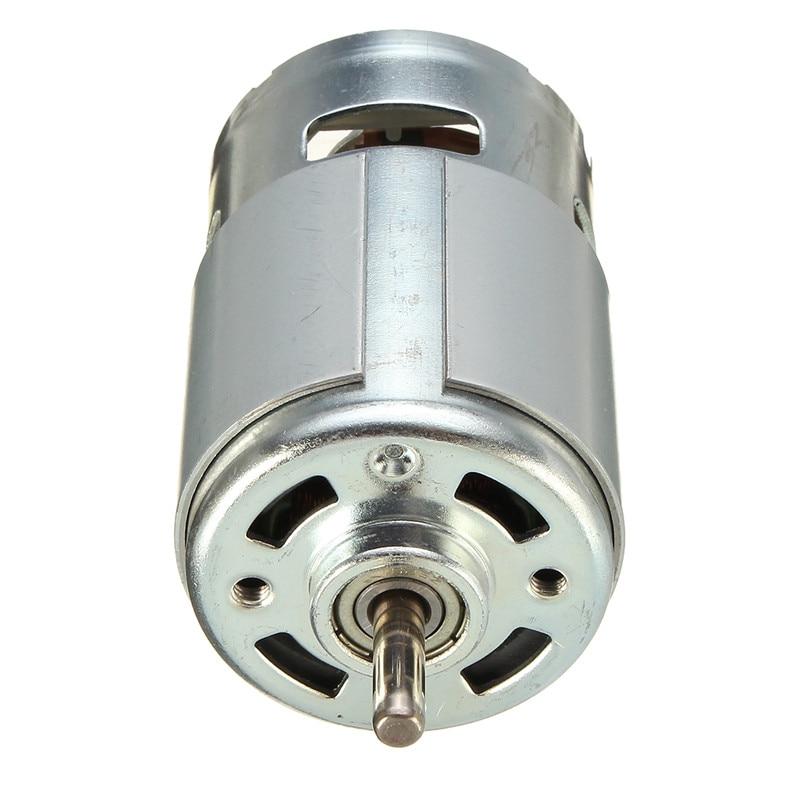 DC Motor Geräuscharm Langlebig Werkzeug 3500-9000RPM Elektrisch Kugellager