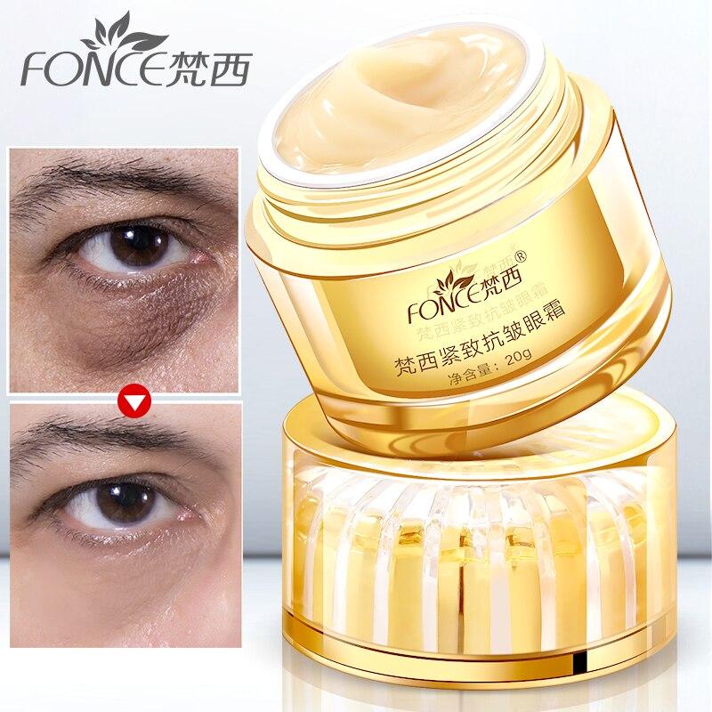 Koreanische Hautpflege Entfernen Augenringe Auge Creme Behandlung Auge Tasche Feuchtigkeitsspendende Straffende Serum Tag Nacht Creme auge maske patch 20g