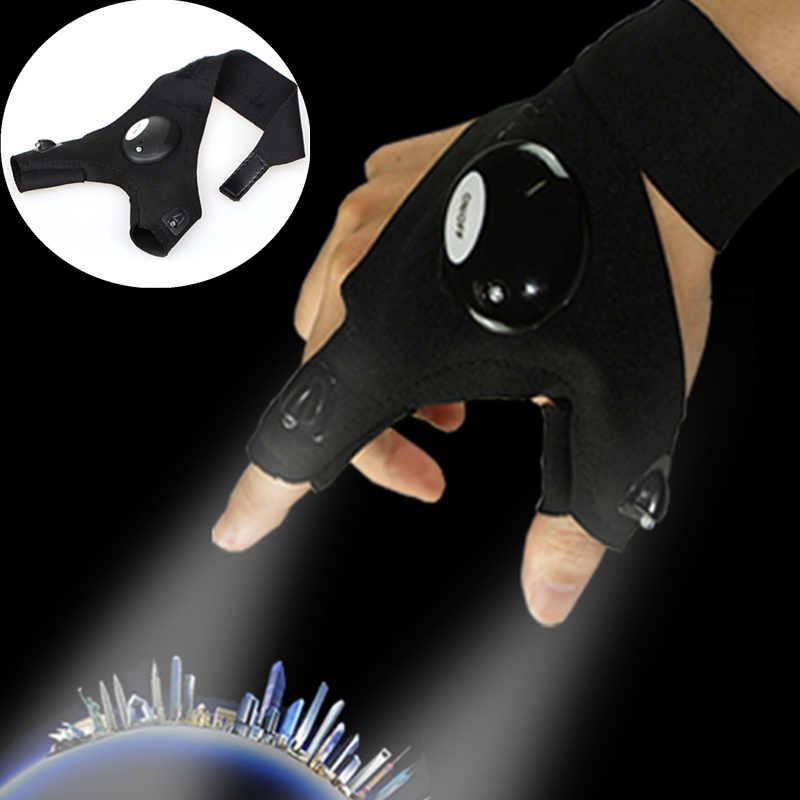 Перчатки без пальцев светодиодный фонарик многоцелевой для Шевроле Зе Тракс Aveo