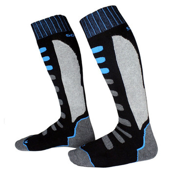 Men Women Winter Warm Thermal Ski Socks Thick Cotton Sports Snowboard Cycling Skiing Soccer Socks Thermosocks Leg Warmers sock