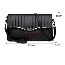 Cosmetic bag New summer women casual fashion envelope Korean style mini single-shoulder crossbody
