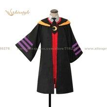 Kisstyle Fashion Assassination Classroom Koro-sensei Uniform Cosplay Clothing Cos Costume