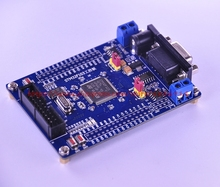 Free shipping STM32 development board CAN RS485 STM32F103VET6 minimum system ARM MCU learning цены онлайн