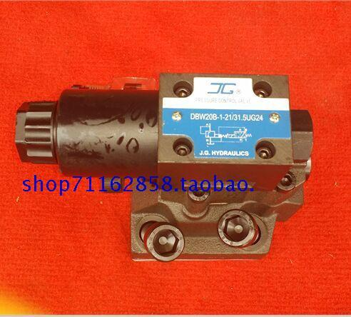 US $343 0  Injection molding machine parts of the electromagnetic spill  valve DBW20B big brake valve relief valve small valve on Aliexpress com  