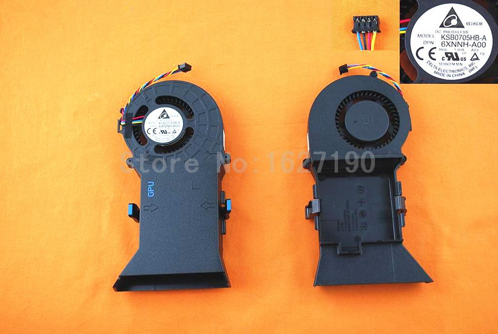 Computer & Office Fans & Cooling Independent For Dell Alienware M17x R3 R4 R5 Gpu Cooling Fan Dfs601605hb0t Dc28000cnf0 0fkdn8 Dc28000bgf0 0thpdj Thpdj Dc280009af0 04k1mm A Great Variety Of Goods