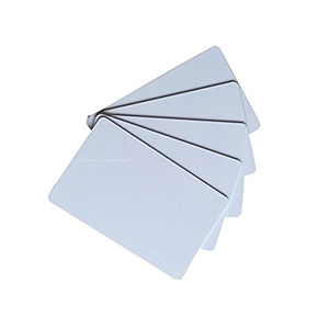 (100PCS/lot)frequecny 125KHZ T5557 card / T5567 / T5577 Blank Chip Smart Hotel Card /white