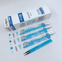 (5 Pieces/Lot) M&G Blue Black Ink 0.5mm Magic Erasable Gel Pens Refill Kawaii Korean School Stationery Kids Student Gift AKR7701