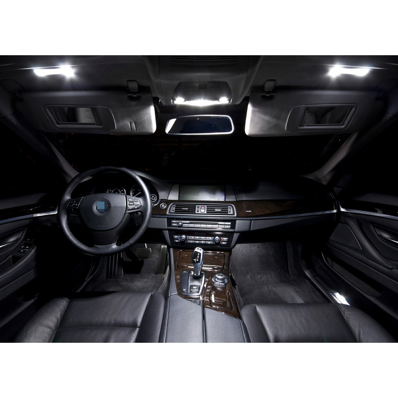 XIEYOU 19 հատ հատ LED Canbus- ի ներքին լույսերի - Ավտոմեքենայի լույսեր - Լուսանկար 3