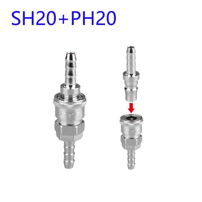 20SH + 20PH Pneumatic Air Pressure 1/4