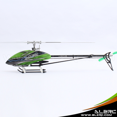 ALZRC - Devil 480 RIGID SDC/DFC KIT /2014- Empty Machine/Super Combo RC Helicopter drone alzrc devil 450 465 450l 480 rigid sdc dfc main rotor head set black