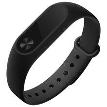 Xiaomi mi Группа 2 Смарт-фитнес браслет часы браслет mi Группа OLED Touchpad трекер сна сердечного ритма mi Band2 Бесплатная доставка