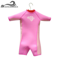 Children S Diving Suits Neoprene Sports Warm Clothing Winter Clothes Swimwear