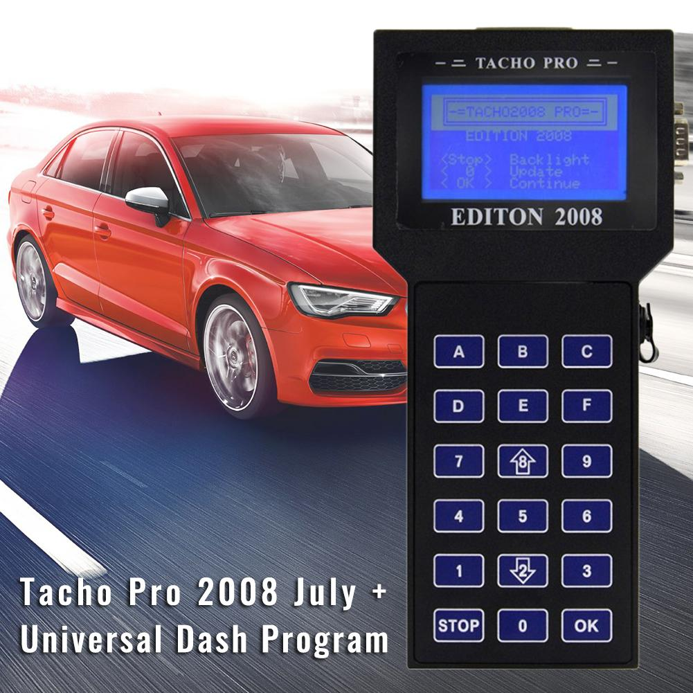 Vxdiag Tacho Pro 2008 7KM narzędzia przebieg korekta przebiegu samochodu Odmeter narzędzie do resetowania narzędzie diagnostyczne skaner samochodowy