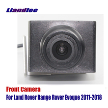 Liandlee AUTO CAM Car Front View Camera For Land Rover Range Evoque 2011-2018 ( Not Reverse Rear Parking )