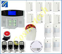 Hote продажа авто набор SMS внутренняя безопасность сигнализация GSM850/900/1800/1900 МГц gsm домашняя сигнализация