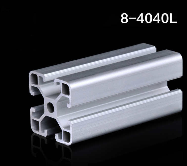 Industrial Aluminum Profile 4040 National Standard Aluminum Profile Assembly Line Frame Aluminum 4040L Aluminum Profile