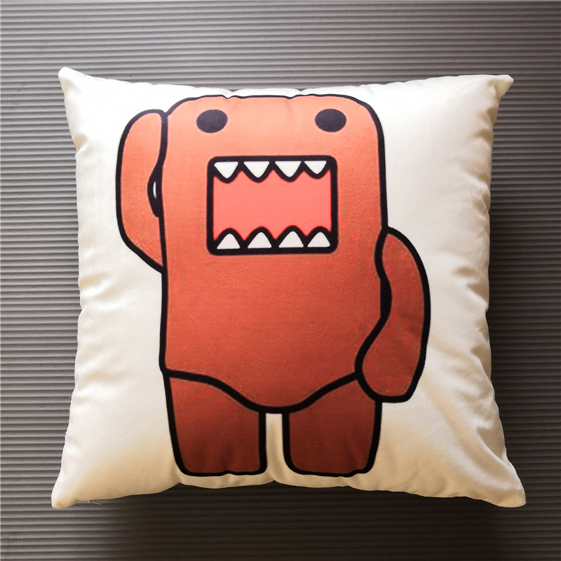 kawaii domo kun plush toy domokun funny pillow cushion gift for girlfriend boyfriend home decor domo-kun weird plushies item 1pcs 52 26cm creative novelty item funny women big mouth shape cushion pink red lip plush toy throw pillow for couch pregnancy