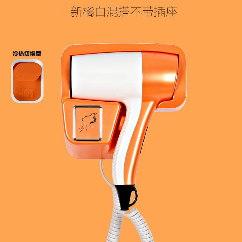 NEW Hair Dryers Hotel bathroom bathroom, home heat and cold air dryer hair dryer, wall hanging electric new hair dryers hotel bathroom bathroom home heat and cold air dryer hair dryer wall hanging electric