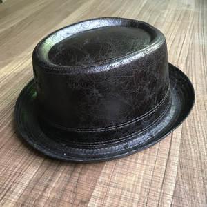 HXGAZXJQ Men pork pie Fedora Hat Hat For Bowler Top Hat Big f3d991575e57