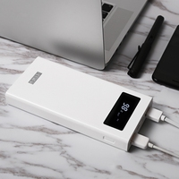 Besiter Power Bank 20000mah Portable Phone Charger Quick Charge For Smart Phones Battery Charger Battery Packs