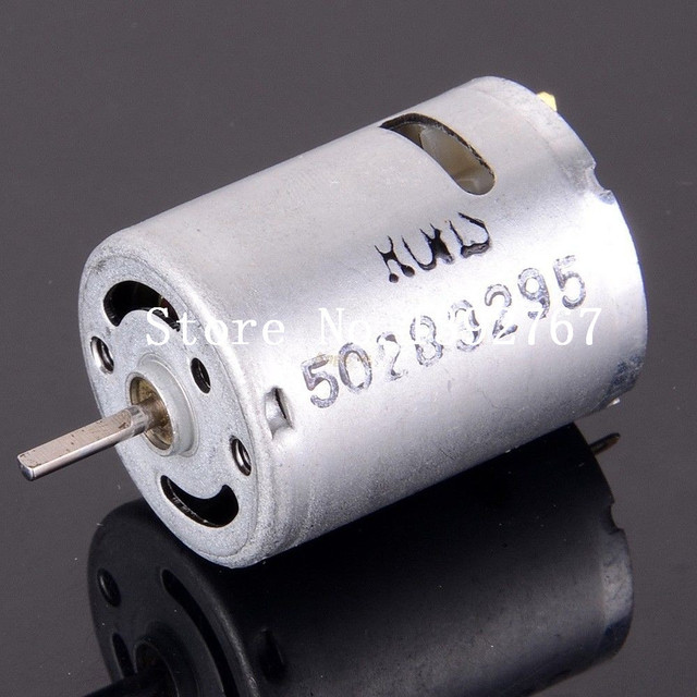 HSP RC Car Spare Parts 58033 370 Series Electric Motor 1/18th Scale Models Remote Control Car Truck Buggy Baja