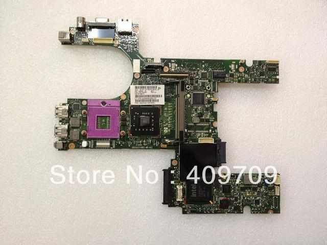 For HP 6530B laptop motherboard 486248-001