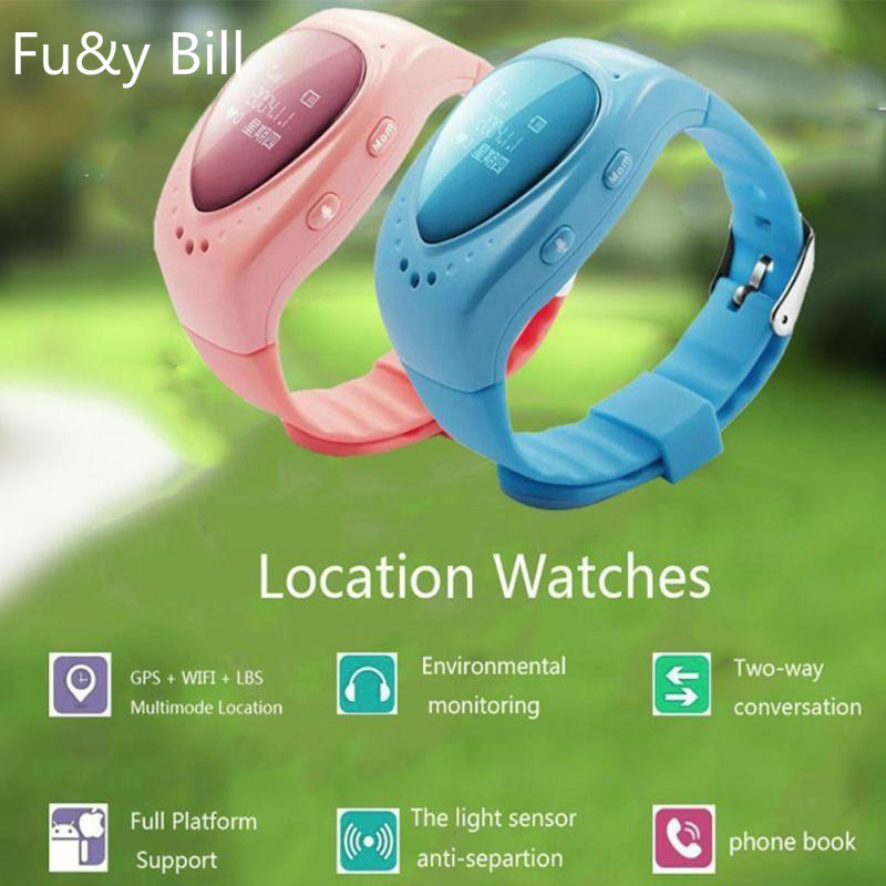 ФОТО new fashion wifi gps ppositioning a6 children
