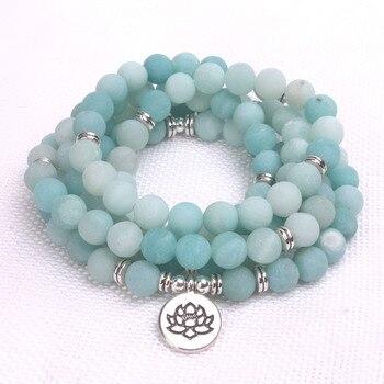 Amazonite Bleue Bracelet