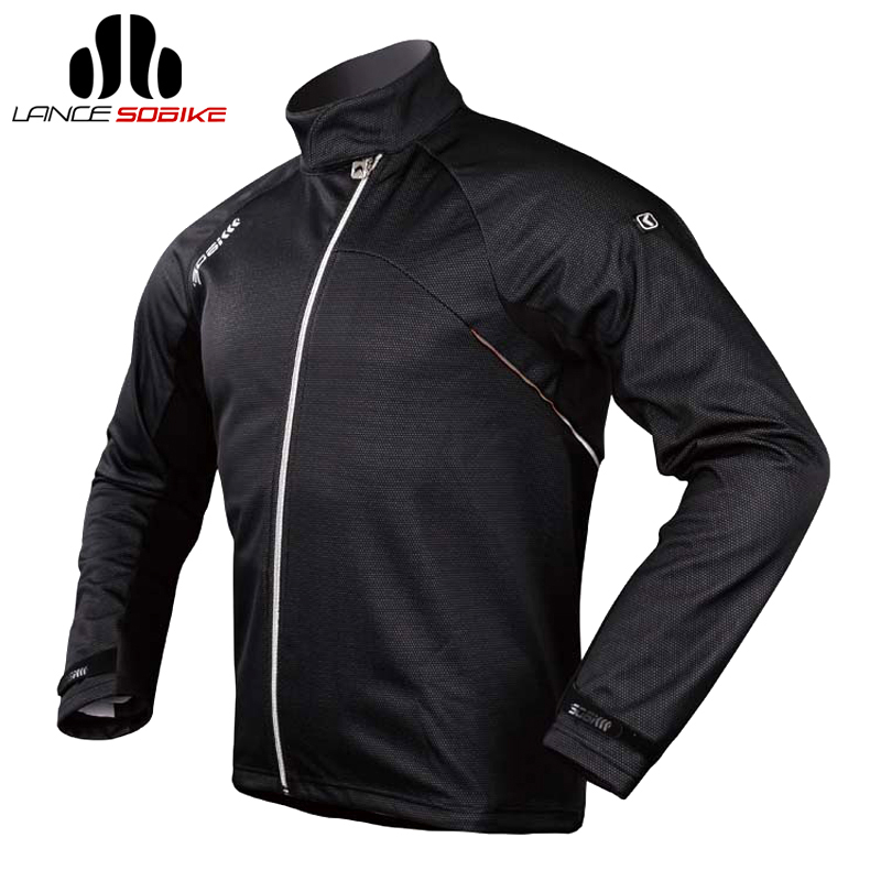 SOBIKE Winter Warm Up Thermal Cycling Jacket Bike Bicycle Clothing Windproof Coat Waterproof Breathable Jacket ciclismo Black wosawe waterproof cycling jersey cycling rain jacket wind coat bicycle clothing ciclismo mtb bike cycle raincoat