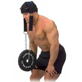 Trening siłowy na szyję trening siłowy na wadze tanie i dobre opinie ITSTYLE CN (pochodzenie) TP037 Urządzenie do rozluźnienia mięśni Książka
