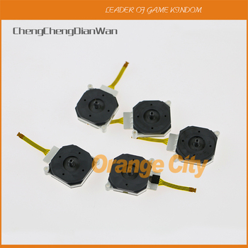 OCGAME 30pcs/lot Best Promotion High Quality 3D Button Analog Joystick Replacement for 3DS XL Controlle