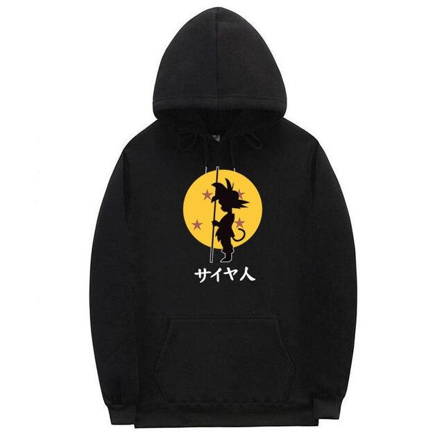Dragon Ball Hoodie Sweatshirt Men 1